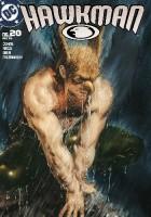 Hawkman Vol 4 #20