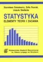 Statystyka : elementy teorii i zadania