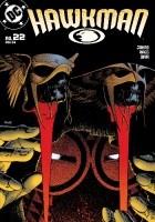 Hawkman Vol 4 #22