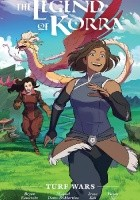The Legend of Korra. Turf Wars. Library Edition.