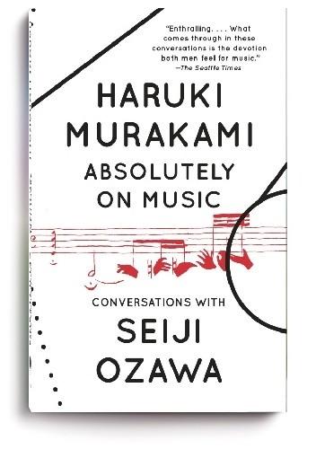 Okładka książki Absolutely on Music: Conversations