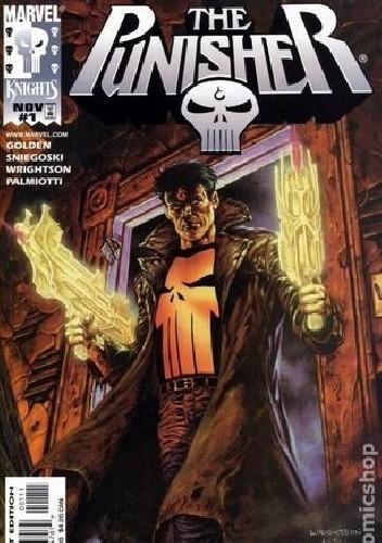 Okładka książki Punisher- Purgatory