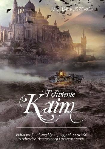 Okładka książki Tchnienie Kaim