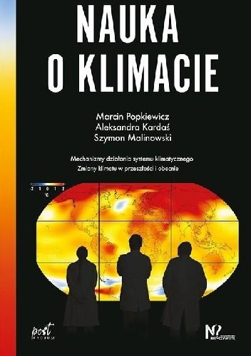 Okładka książki Nauka o klimacie