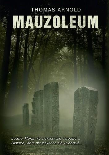 Okładka książki Mauzoleum