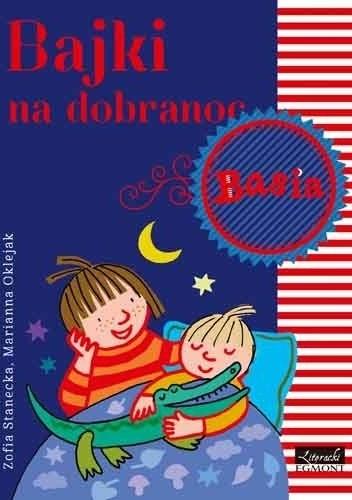 Okładka książki Basia. Bajki na dobranoc