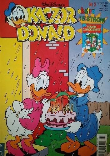 Okładka książki Kaczor Donald 3/1997