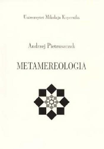 Okładka książki Metamereologia