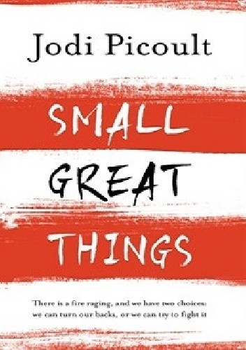 Okładka książki Small Great Things