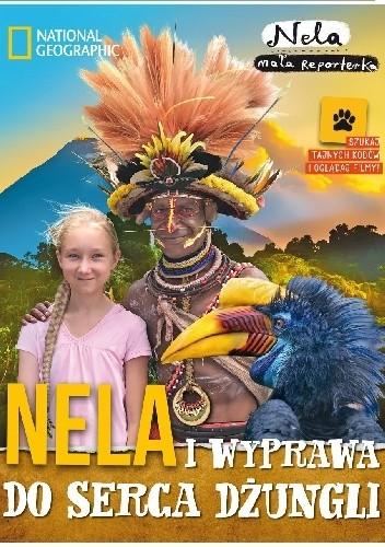 Okładka książki Nela i wyprawa do serca dżungli