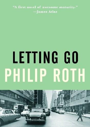 Okładka książki Letting Go