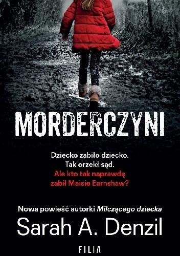 Okładka książki Morderczyni