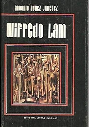 Okładka książki Wifredo Lam