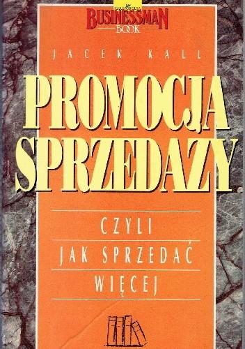 Okładka książki Promocja sprzedaży