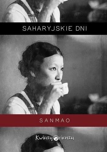 Okładka książki Saharyjskie dni