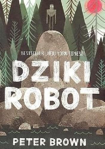 Okładka książki Dziki robot