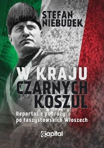 Okładka książki W kraju czarnych koszul