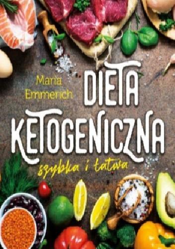 Okładka książki Dieta ketogeniczna
