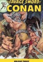 The Savage Sword Of Conan Vol.3