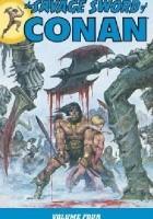 The Savage Sword Of Conan Vol.4