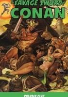 The Savage Sword Of Conan Vol.5