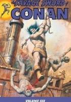 The Savage Sword Of Conan Vol.6