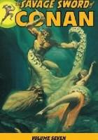 The Savage Sword Of Conan Vol.7