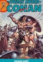 The Savage Sword Of Conan Vol.8
