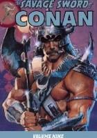 The Savage Sword Of Conan Vol.9