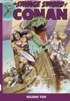 The Savage Sword Of Conan Vol.10