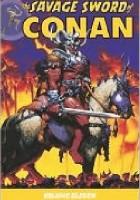 The Savage Sword Of Conan Vol.11