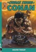 The Savage Sword Of Conan Vol.12
