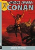 The Savage Sword Of Conan Vol.14