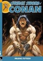 The Savage Sword Of Conan Vol.15