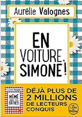 Okładka książki En voiture, Simone !