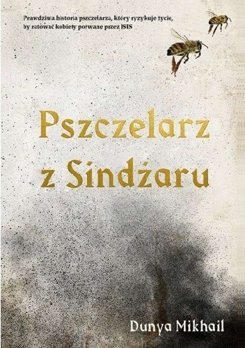 Okładka książki Pszczelarz z Sindżaru