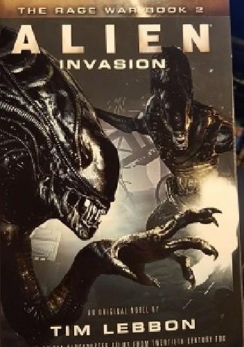 Okładka książki Alien: Invasion