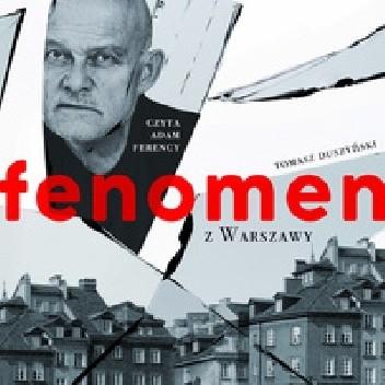 Okładka książki Fenomen z Warszawy