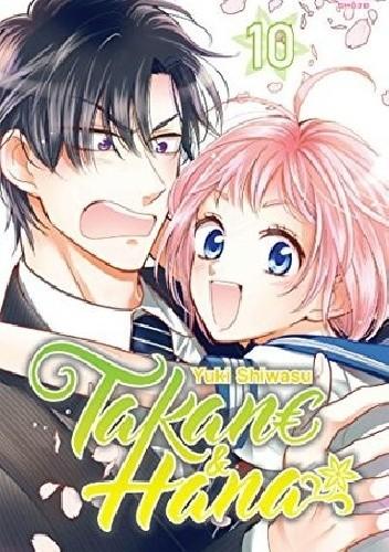 Okładka książki Takane & Hana #10