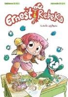 Ernest i Rebeka - Szkoła wygłupów. Wyd. zbiorcze tom 2