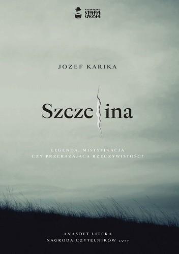 Okładka książki Szczelina