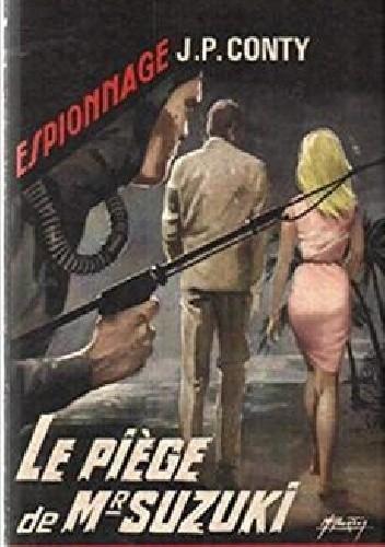 Okładka książki Le piège de Mr Suzuki