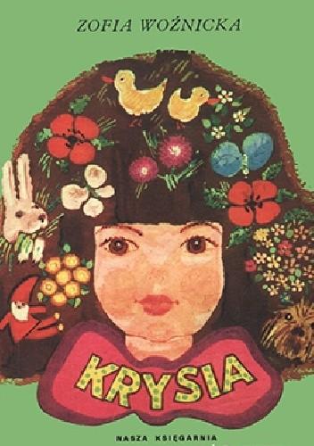 Okładka książki Krysia