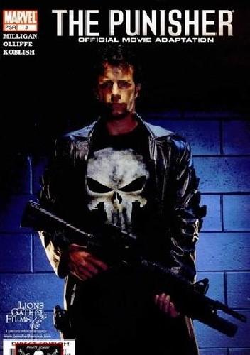 Okładka książki The Punisher: Official Movie Adaptation #3