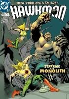 Hawkman Vol 4 #33