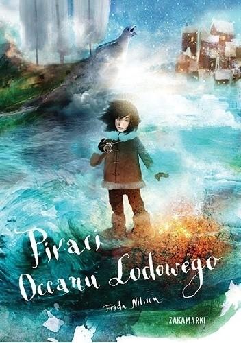Okładka książki Piraci Oceanu Lodowego