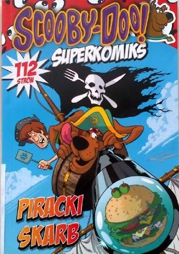 Okładka książki Scooby-Doo! Piracki skarb