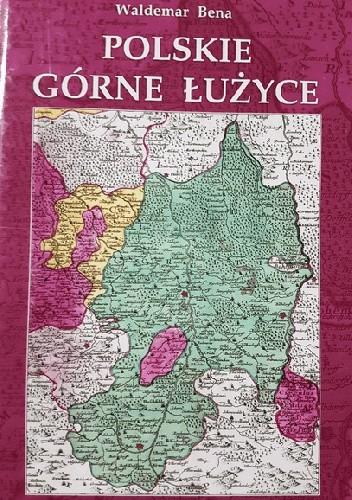 Okładka książki Polskie Górne Łużyce