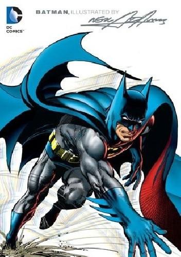 Okładka książki Batman Illustrated ByNeal Adams Vol.1