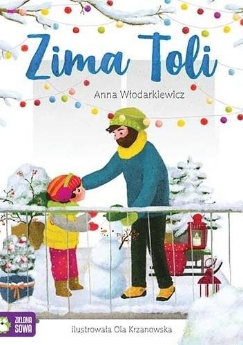 Okładka książki Zima Toli